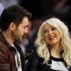 La cantante Christina Aguilera da luz a una niña llamada Summer Rain
