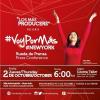"""INVITACION A TODOS LOS MEDIOS: RUEDA DE PRENSA 'TANIA BAEZ' """"VOY POR MAS #NEW YORK"""""""