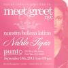 Nabila Tapia is a Dominican-born model