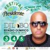 DJ Lobo, estará mezclando en vivo los días 3, 4 y 5 de Octubre en el Festival Presidente 2014.