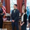Joven emprendedora de origen dominicano va a la Casa Blanca