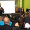 Educador Emmanuel Polanco recibe ADASA