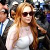 Lindsay Lohan, a un paso de la cárcel por no cumplir la probation Lindsay Lohan, a un paso de la cárcel por no cumplir la probation