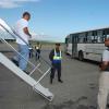 Llegan al país 75 repatriados de EE.UU; el 2do grupo en lo que va de año POR EL AILA