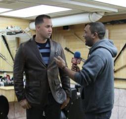 Entrevista A Carlos Beltran Desde Jorda Barber Shop
