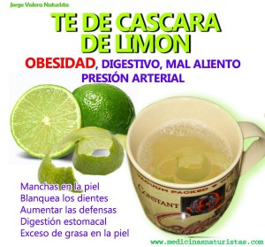 El te de cascara de lim n soylatino net somos m s que - Cascara de limon ...